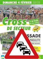 Trafic routier Cross de Secteur CAUSSADE