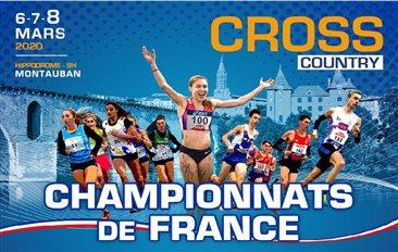 Décision gouvernementale : Les Championnats de France de Cross Country sont annulés